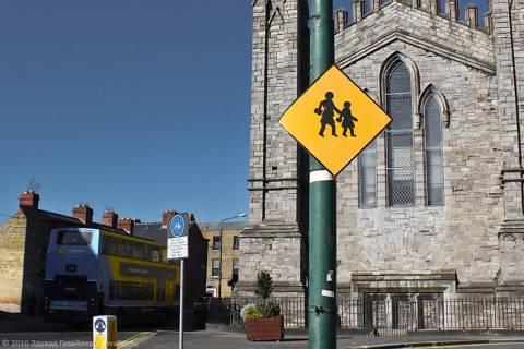 На дорогах Дублина