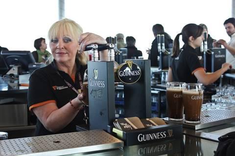 Пивоварня Гиннес в Дублине