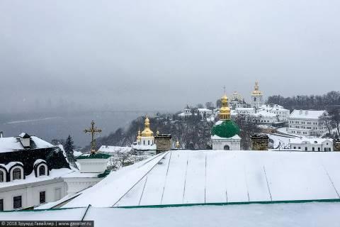 Зимний революционный Киев Булгакова