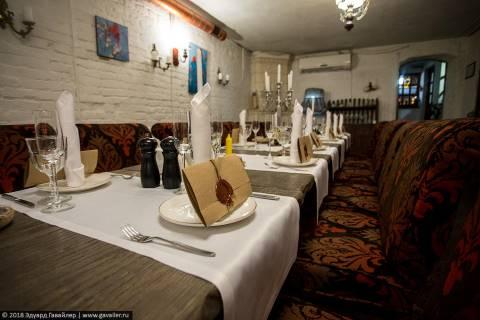 Ресторан Канапа — файн-дайнинг по-украински