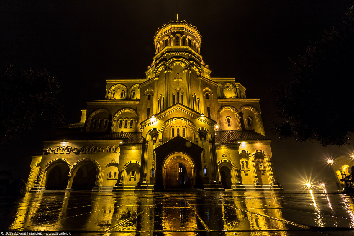 Удивительные для иностранца особенности Тбилиси