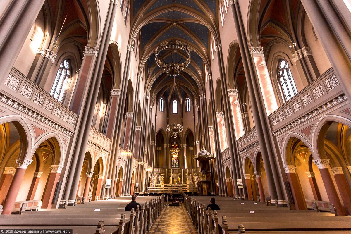 Рыночная церковь в Висбадене