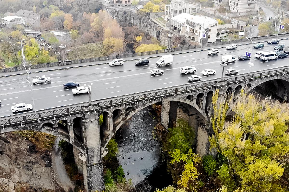 Мост Победы в Ереване