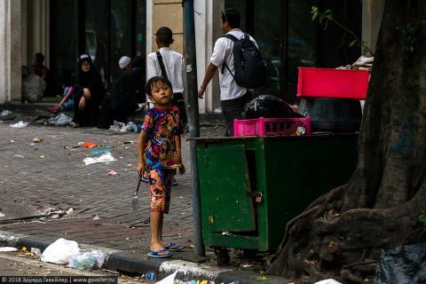 Страшная Джакарта