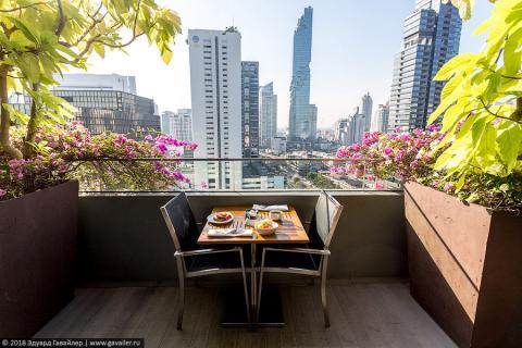 Где я жил в Бангкоке. Amara Bangkok Hotel 4*