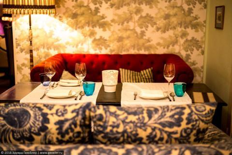 Ужин в одном из 50 лучших ресторанов Азии — Issaya Siamese Club