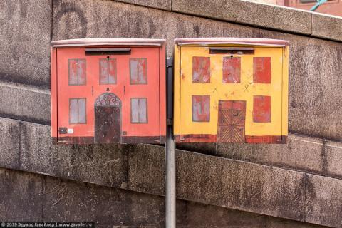 Стокгольм: детали комфортного города